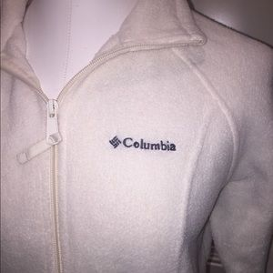 Columbia Tops - Columbia size small zipper up